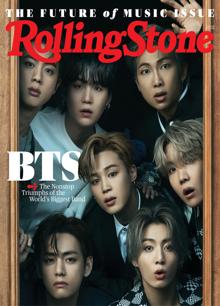 Rolling Stone Bts Magazine Issue BTS