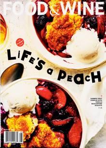 Food & Wine Usa Magazine 08 Order Online