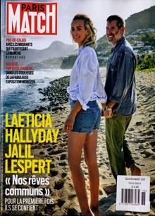 Paris Match Magazine Issue NO 3776