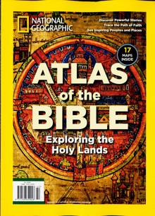 National Geographic Coll Magazine ATLASBIBLE Order Online