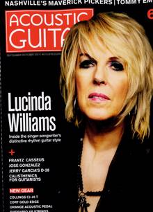 Acoustic Guitar Magazine Issue SEP-OCT