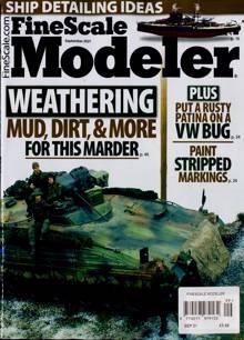 Fine Scale Modeler Magazine Issue SEP 21