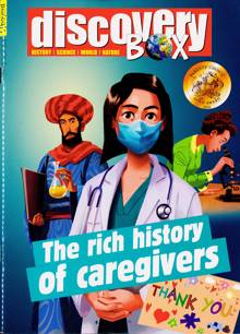 Discovery Box Magazine 55 Order Online