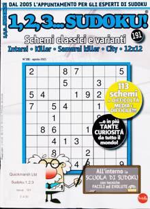 Sudoku 123 Magazine 91 Order Online