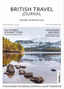 British Travel Journal Magazine AUT/WIN 21 Order Online
