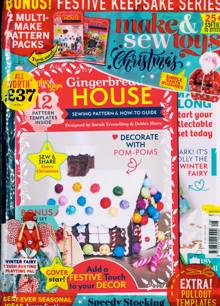 Make And Sew Toys Magazine NO 8 Order Online