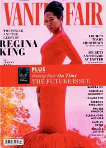Vanity Fair Magazine Issue OCT 21