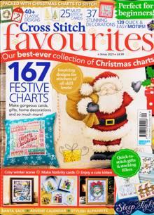 Cross Stitch Favourites Magazine XMAS 21/29 Order Online