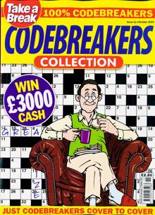 Tab Codebreakers Collection Magazine NO 11 Order Online