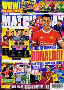 Match Of The Day  Magazine NO 636 Order Online