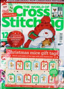 World Of Cross Stitching Magazine Issue NO 312