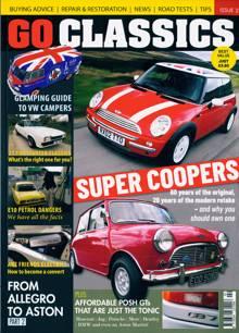 Go Classics Magazine Issue NO 2