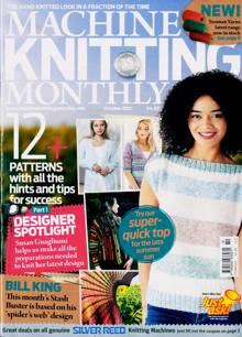 Machine Knitting  Magazine Issue OCT 21