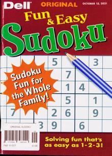 Original Sudoku Magazine F&E 15 OCT Order Online