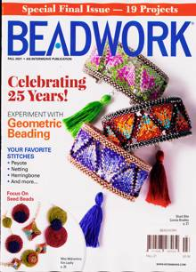 Beadwork Magazine FALL Order Online
