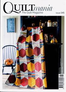 Quiltmania Magazine Issue NO 145