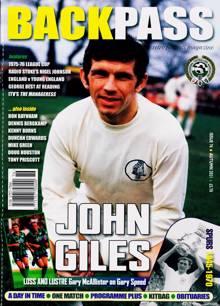 Backpass Magazine Issue NO 76