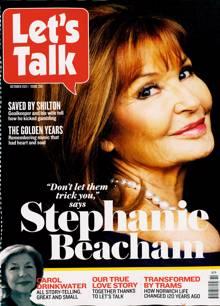Lets Talk Magazine Issue OCT 21