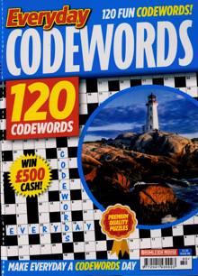 Everyday Codewords Magazine NO 80 Order Online