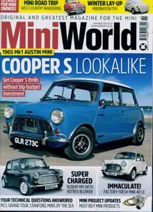Mini World Magazine NOV 21 Order Online