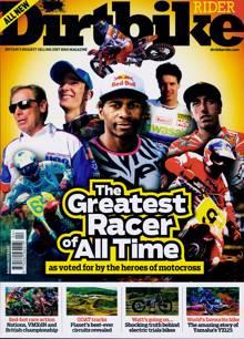 Dirt Bike Rider Magazine Issue AUTUMN