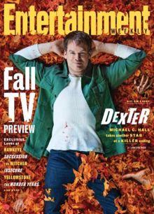 Entertainment Weekly Magazine OCT 21 Order Online