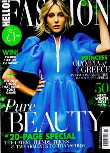 Hello Fashion Monthly Magazine Issue NOV 21