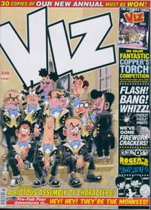 Viz Magazine NO 310 Order Online