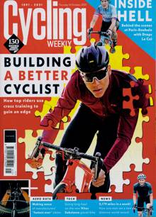 Cycling Weekly Magazine 14/10/2021 Order Online