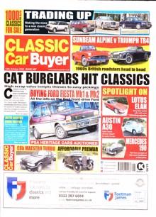 Classic Car Buyer Magazine 13/10/2021 Order Online