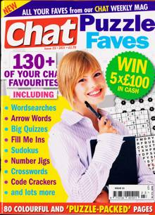 Chat Puzzle Faves Magazine NO 23 Order Online