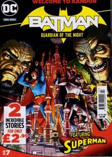 Batman Guardian Of The Night Magazine 21/10/2021 Order Online