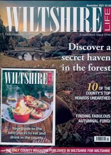 Wiltshire Life Magazine Issue NOV 21