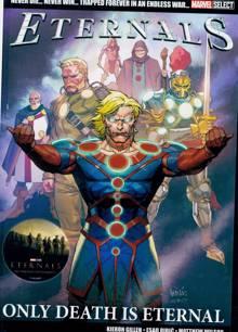 Marvel Select Magazine ETERNALS Order Online