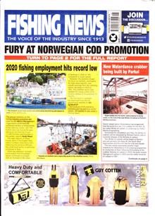 Fishing News Magazine 14/10/2021 Order Online