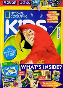 National Geographic Kids Magazine OCT 21 Order Online