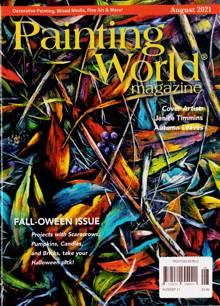 Painting World Magazine AUG-SEP Order Online