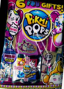 Pikmi Pops Surprise Magazine Issue NO 22