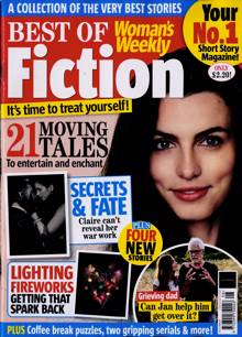 Womans Weekly Fiction Magazine AUG 21 Order Online