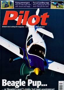 Pilot Magazine Issue OCT 21