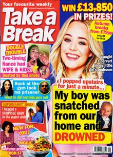 Take A Break Magazine NO 38 Order Online