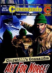 Commando Home Of Heroes Magazine NO 5471 Order Online