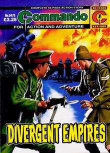 Commando Action Adventure Magazine NO 5473 Order Online