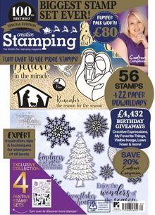 Creative Stamping Magazine NO 100 Order Online