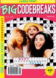 Big Codebreaks Magazine NO 95 Order Online