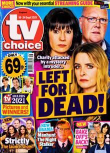 Tv Choice England Magazine NO 38 Order Online