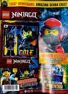 Lego Ninjago Magazine NO 80 Order Online