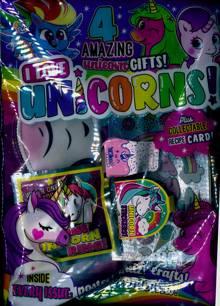 I Love Unicorns Magazine Issue NO 16