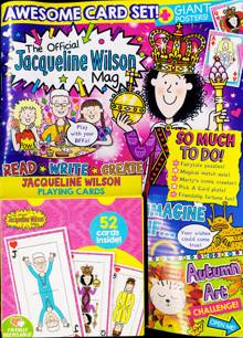Jacqueline Wilson Magazine Issue NO 191