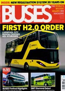 Buses Magazine OCT 21 Order Online